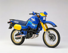 Photo of a 1990 Yamaha XT 500