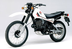 Photo of a 1982 Yamaha XT 550