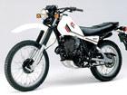 1982 Yamaha XT 550