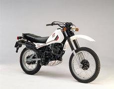 Photo of a 1983 Yamaha XT 550