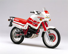 Photo of a 1989 Yamaha XT 600