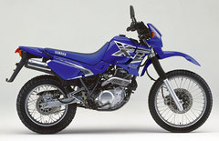 Photo of a 1990 Yamaha XT 600 E