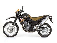 2007 Yamaha XT 660 R