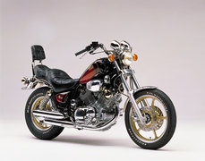 Photo of a 1988 Yamaha XV 1000