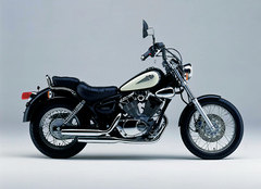 Photo of a 2000 Yamaha XV 125