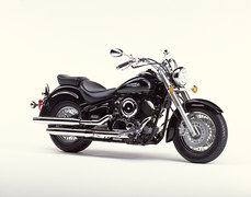 Photo of a 2002 Yamaha XVS 1100 A
