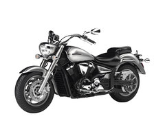 2007 Yamaha XVS 1300 A (Midnight Star)