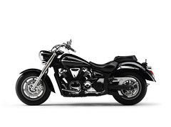 2008 Yamaha XVS 1300 A (Midnight Star)