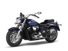 2009 Yamaha XVS 1300 A (Midnight Star)