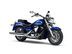 2010 Yamaha XVS 1300 A (Midnight Star)