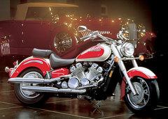1997 Yamaha XVZ 1300A