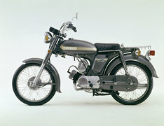 Photo of a 1973 Yamaha YB 60