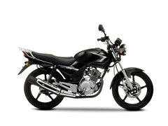 Photo of a 2010 Yamaha YBR 125