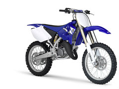 Photo of a 2007 Yamaha YZ 125