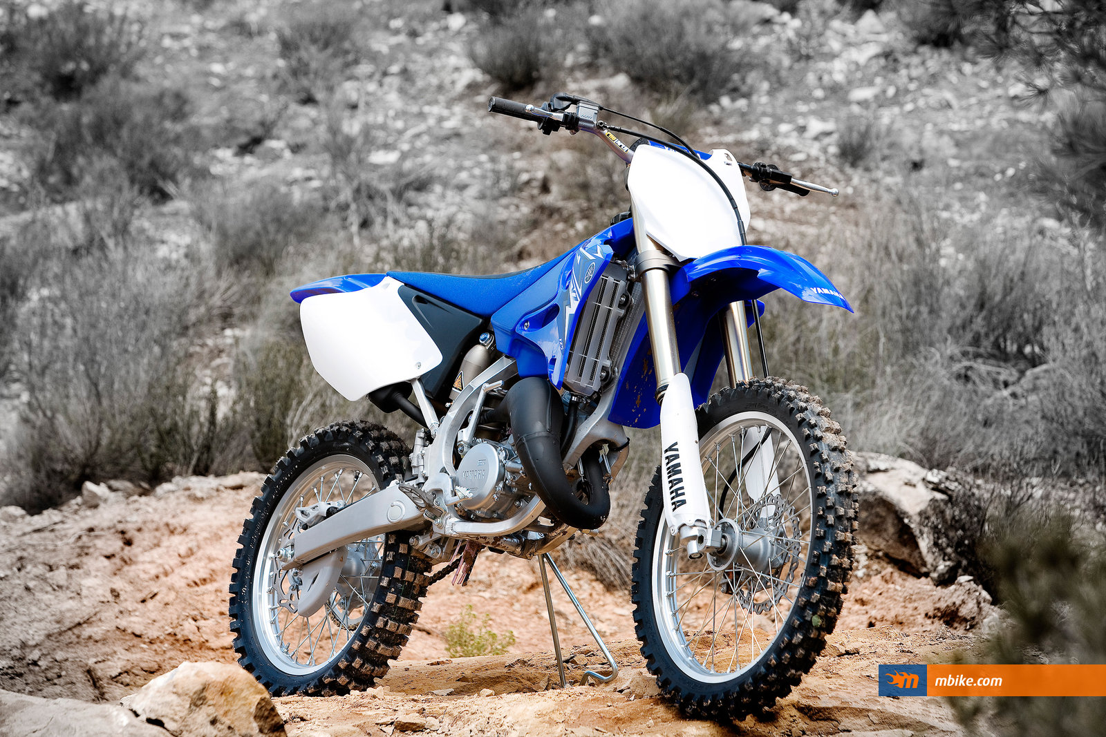 2009 Yamaha YZ 125 Wallpaper - Mbike.