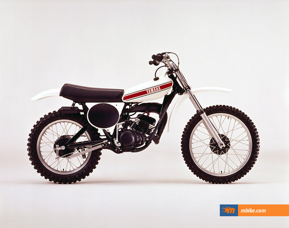 1975 Yamaha YZ 125 M Picture - Mbike.com