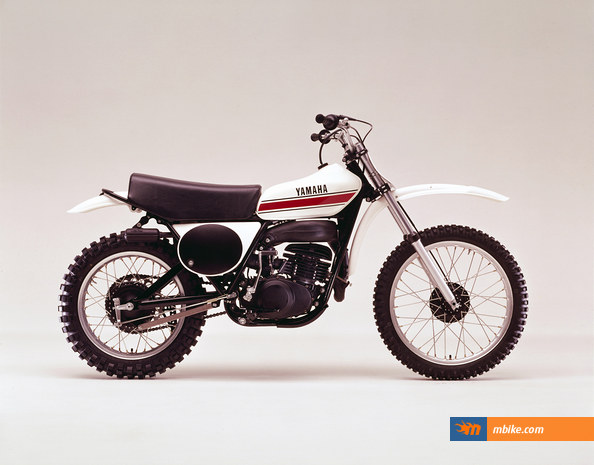 1975 Yamaha YZ 250 Picture - Mbike.com