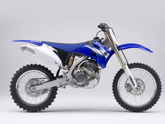 Photo of a 2007 Yamaha YZ 250 F