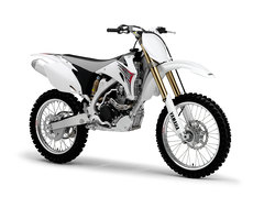 Photo of a 2009 Yamaha YZ 250 F