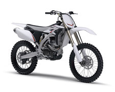 Photo of a 2010 Yamaha YZ 250 F