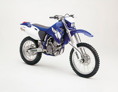 Photo of a 2002 Yamaha YZ 426 F