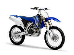 Photo of a 2008 Yamaha YZ 450F