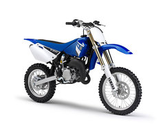 Photo of a 2008 Yamaha YZ 85