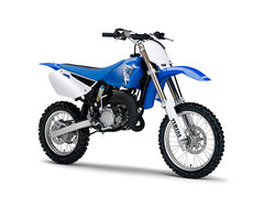 Photo of a 2009 Yamaha YZ 85