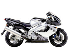 Photo of a 2003 Yamaha YZF 1000 R