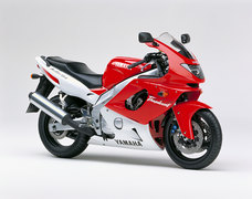 Photo of a 2000 Yamaha YZF 600 R