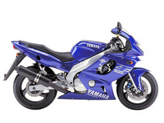 Photo of a 2001 Yamaha YZF 600 R
