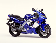 Photo of a 2003 Yamaha YZF 600 R