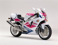 Photo of a 1997 Yamaha YZF 750 R Genesis