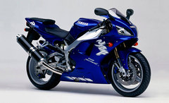 Photo of a 1998 Yamaha YZF-R1