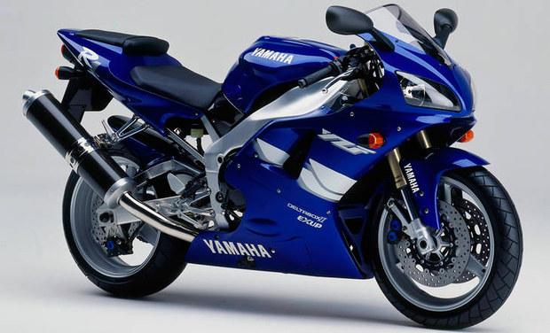 1999 Yamaha YZF-R1