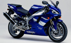 Photo of a 1999 Yamaha YZF-R1