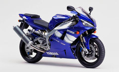 Photo of a 2000 Yamaha YZF-R1