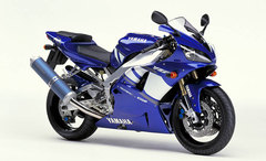 Photo of a 2001 Yamaha YZF-R1