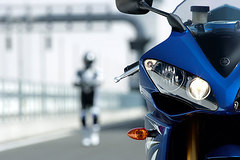 Photo of a 2007 Yamaha YZF-R1