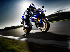 Photo of a 2010 Yamaha YZF-R1