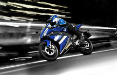 Photo of a 2008 Yamaha YZF-R125