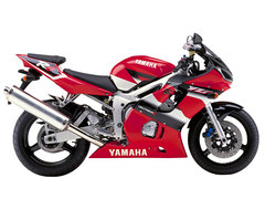 Photo of a 2001 Yamaha YZF-R6
