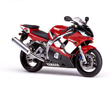 Photo of a 2002 Yamaha YZF-R6