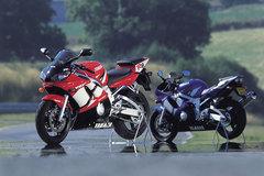 2002 Yamaha YZF-R6