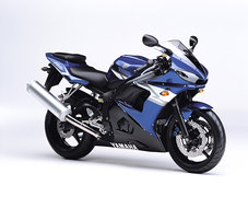 Photo of a 2004 Yamaha YZF-R6