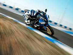 Photo of a 2008 Yamaha YZF-R6