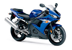 Photo of a 2006 Yamaha YZF-R6S