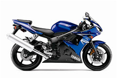 Photo of a 2010 Yamaha YZF-R6S