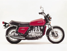 Photo of a 1975 Honda GL 1000 Gold Wing