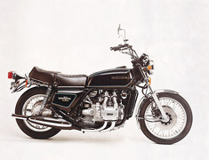 Photo of a 1977 Honda GL 1000 Gold Wing